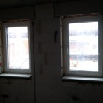 Fensterbänke Büro