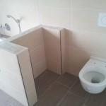 Elternbad Toilette