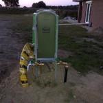 Bauwasseranschluss